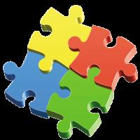 jigsaw-vector